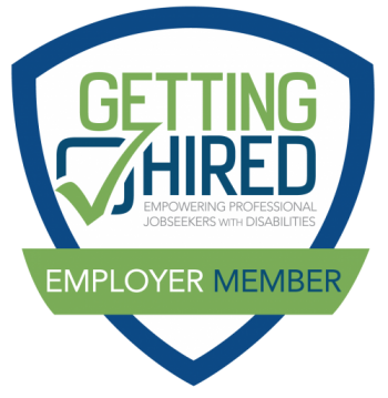 GettingHired.com Logo – Bridging the Gap Between Job Seekers with Disabilities and Employers Looking to Hire